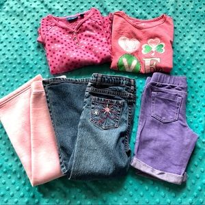 Other - 🌷Girls 5T Bundle
